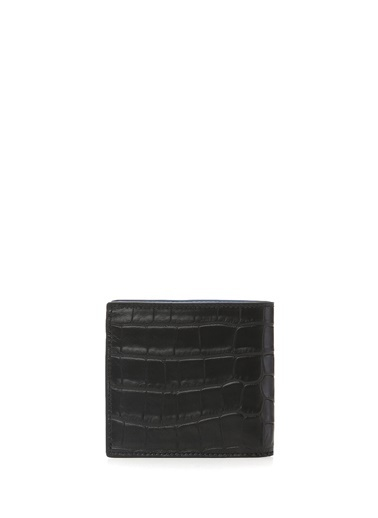 Alexander McQueen Cüzdan Siyah